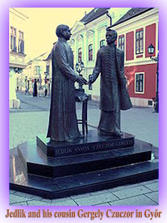 Stefanus Ányos Jedlik (11 Januari 1800 – 13 Desember 1895)