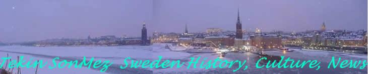 Tekin SonMez  Sweden  History, Culture
