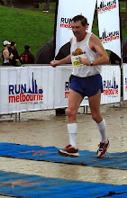 Finishing Half Marathon