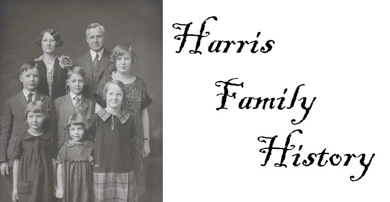 Harris Family History
