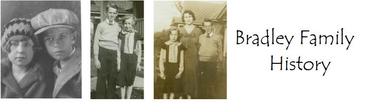 Bradley Family History