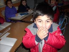 Juan Carlos...un niño tierno y travieso...