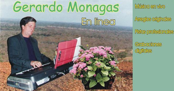 Gerardo Monagas en linea