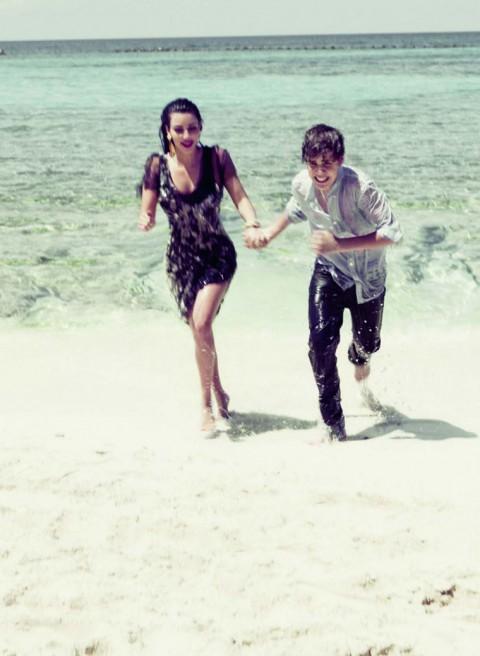 SoStyleLisious by Aisha Darling: Justin Bieber & Kim ...