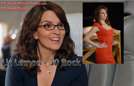 2010 Character Competition - Liz Lemon vs. Olivia Dunham - Round 3.6 - Day 22