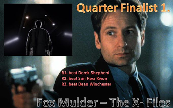 Character Cup Quarter Final One - Fox Mulder (The X-Files) vs. Benjamin Linus (LOST)