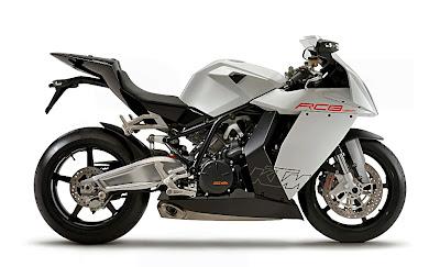 KTM 2008 RC8