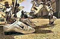 Neill Blomkamp: Nike Crab Advertisement