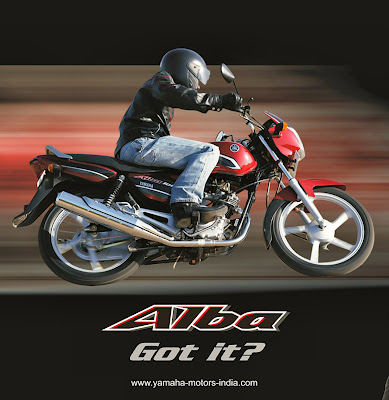 Yamaha Alba Poster