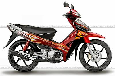 TVS Neo X 115 Bebek Indonesia