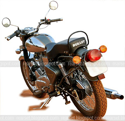 Royal Enfield LB500 Lean Burn Machismo 500