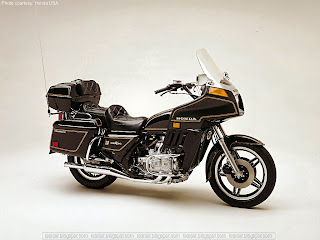 Honda Goldwing Interstate 1981