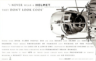 AIPF Helmet Campaign