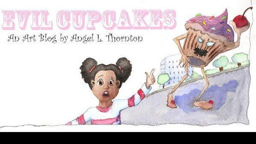 Evil Cupcakes