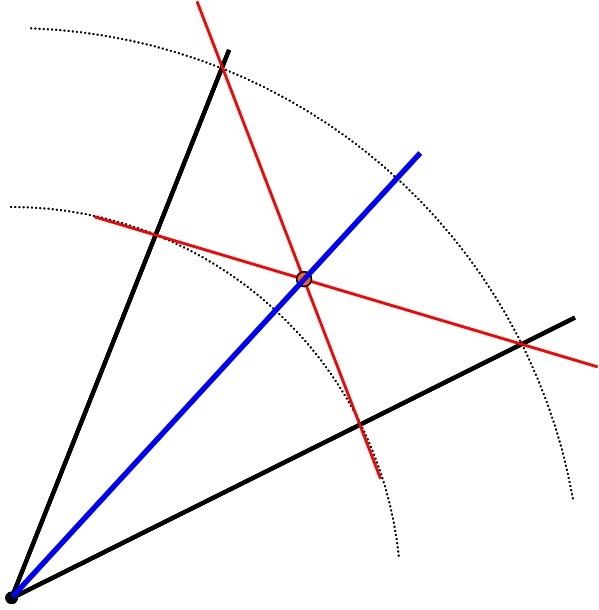 Drawing Perpendicular Lines Using Set Square : Median don steward mathematics teaching loci