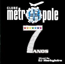 Clube Metrópole 7 anos