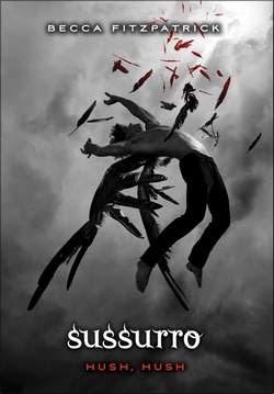 Livro Sussuro da série Hush Hush