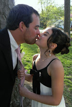 Getting ready for the Daddy~Daughter Dance