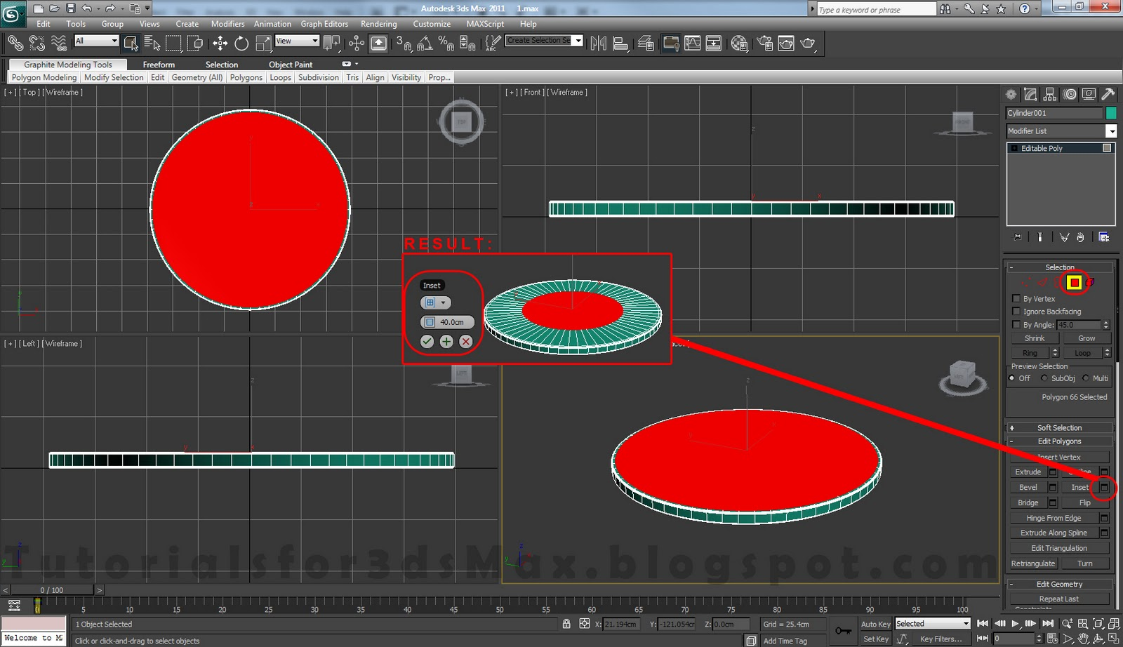 3ds how to change extrude edge direction 3ds max