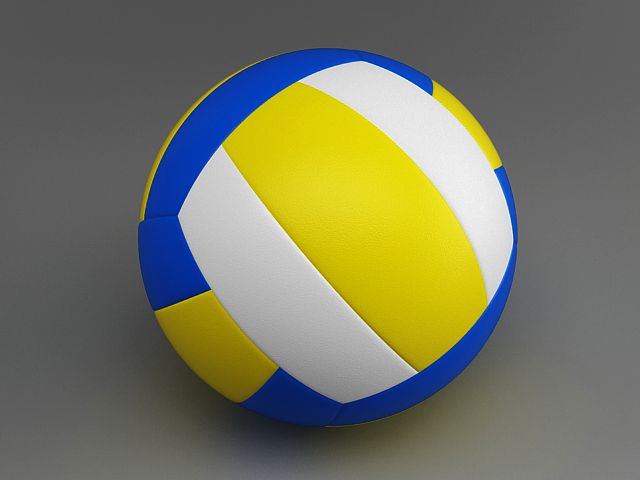 Volleyball Ball - 3ds Max Modeling Tutorial | Tutorials for 3ds Max