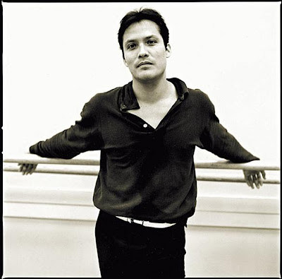 ... and openly gay ? dancer-choreographers Byron Chief-Moon and Jock Soto.