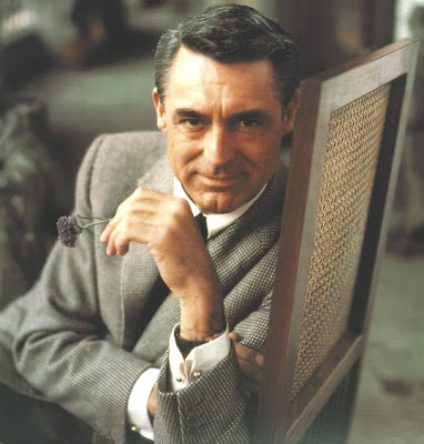 Crush object: Cary Grant, actor. - The epitome of cinematic class and ...