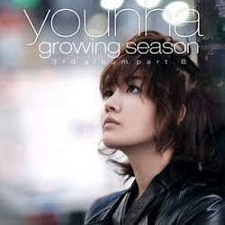 YOUNHA - GROWING SEASON, PART B, THIRD ALBUM