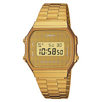 golden CASIO!
