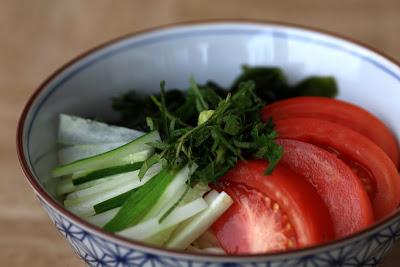 Udon Salad