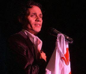 Marc Anthony en Lima el 27 de Julio, nuevamente en Peru