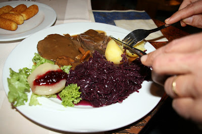 Favorite food...? - Page 2 Hirschbraten