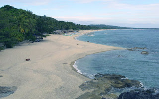Laiya Beach