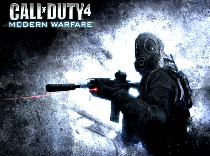 Call of Duty 4 Wallpaper : Modern Warfare