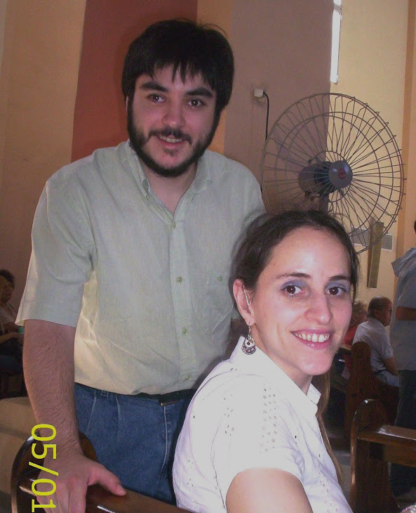 LAURA Y SANTIAGO