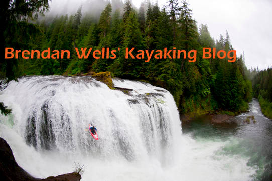 Brendan Wells' Kayking Blog