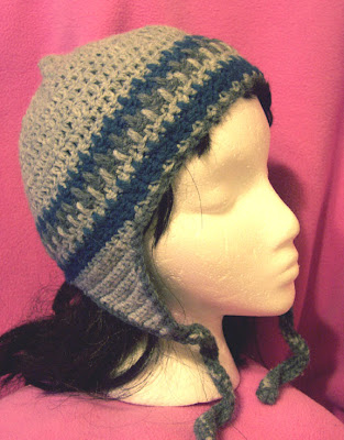 Everyday Crocheted Slouch Hat – A Free Pattern