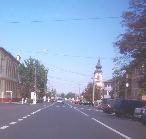 Strada Calea lui Traian