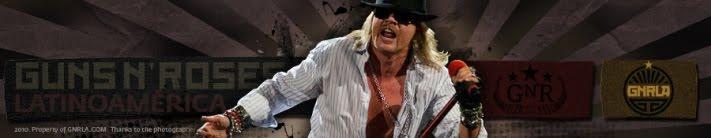 Guns N' Roses Latinoamérica