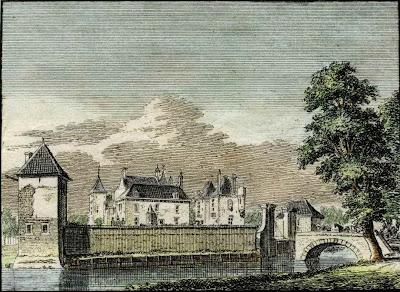Beverweerd in de tweede helft van de 18e eeuw