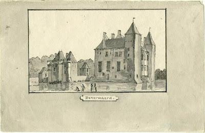 Beverweerd - eerste helft van de 18e eeuw