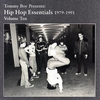 Hip-Hop Essentials 1979-1991 Volume Ten