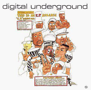 Digital Underground - Gutfest '89 (Edit)