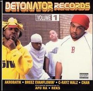 Akrobatik Detonator Records