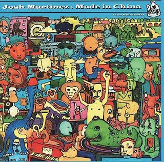 josh martinez made in china