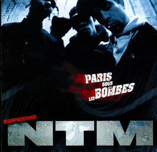 Supreme NTM Paris Sous Les Bombes