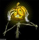 Кто такой Джек-Фонарь Jack-O-Lantern