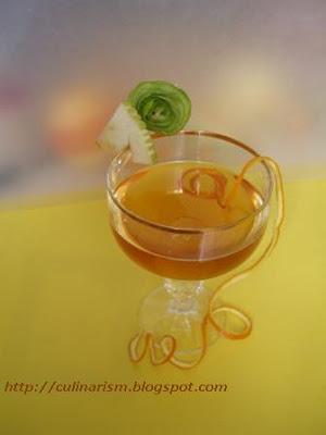 Украшение напитков и коктейлей