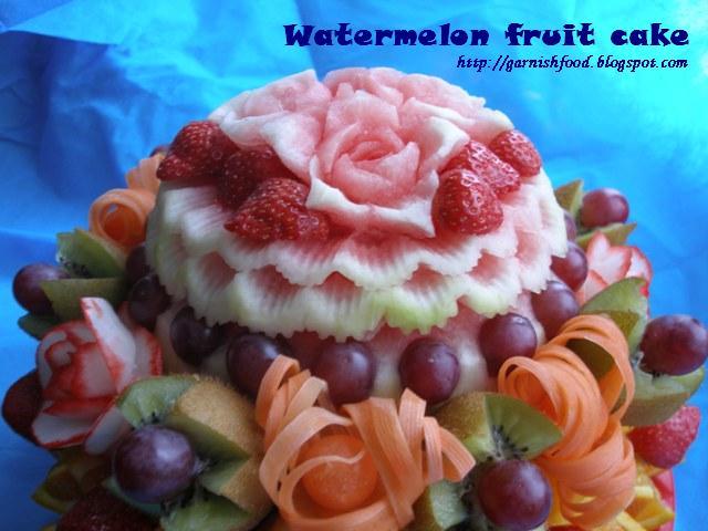 How To Make Watermelon Basket For Baby Shower For The Twins Shower