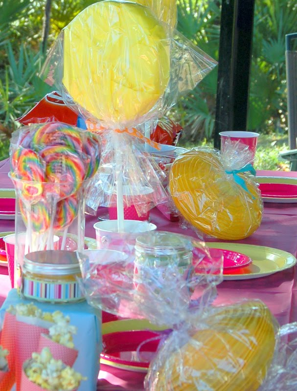 Candy party decoration ideas bing images