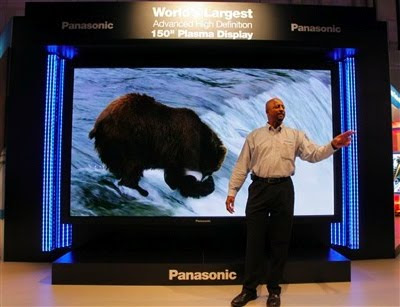 panasonic, panasonic 152, 3d tv, hd 3d